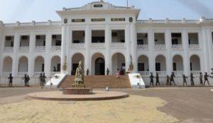 Cameroon national musuem