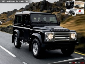 LAND ROVER DEFENDER SUX