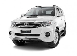 TOYOTA FORTUNER SUV TRD EDITION
